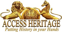 Access Heritage Logo (formerly the Discriminating General)