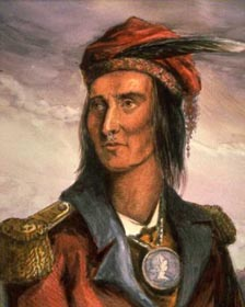 Tecumseh A Biography of the Shawnee Chief